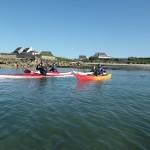 kayaks de mer à Kerlouan