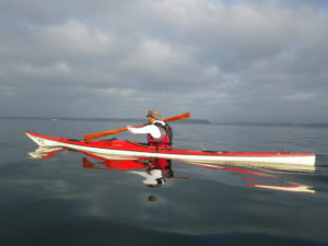 Randonnée en kayak de mer en rade de Brest