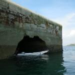 kayak de mer aux Ducs d'Albe
