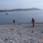 Pique nique à l'île Ronde