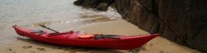 Kayak de mer au phare du Minou.