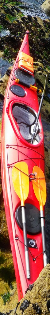 kayak de mer Atlantic - PE (North Shore)