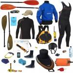 Equipement du kayakiste