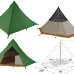 Tipi Eureka WickiUP 4.