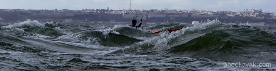 Randonnées en kayak de mer