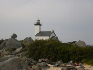 Maison-phare de Pontusval à Brignogan-Plages (29)