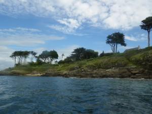 Phare de Port-Navalo, à l'entrée du Golfe du Morbihan (56)