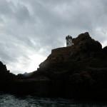Phare du Paon sur l'île de Bréhat (22)