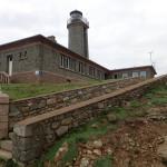 Phare des Sept îles, sur l'Île aux moines, Perros-Guirec (22)
