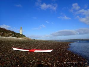 Balade en kayak de mer à Pen Ar Vir