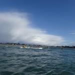 kayak de mer, Surf a Kerpenhir