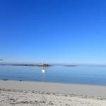 île Cigogne vue du Loc'h