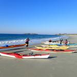 La plage de Raguénez