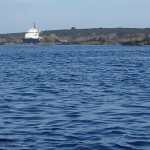 L'Argonaute a Porz ar Lan