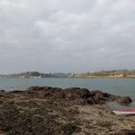 Kayak de mer à l'île Perdue.