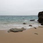 la plage de l'île Cézembre