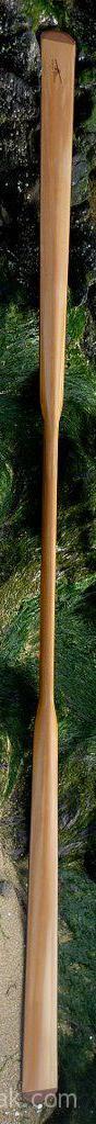 Pagaie Greenland fabriquée par Alpine-paddle