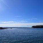 Pointe d'Armorique et île Ronde.