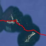 Jour 1 de la formation CRBCK de guide de kayak de mer dans l'Archipel de Molène avec Jean Marc Terrade, 10MN.