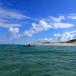 côte nord de Houat