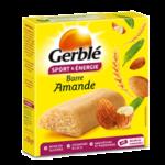 Barre Amande Gerblé.