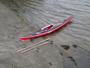 kayak de mer Romany surf