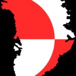 Drapeau Groenlandais