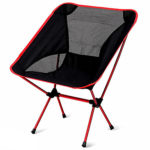 Chaise pliable de camping