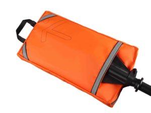 PaddleFloat Hiko pour le kayak de mer