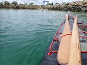 petite balade en kayak de mer